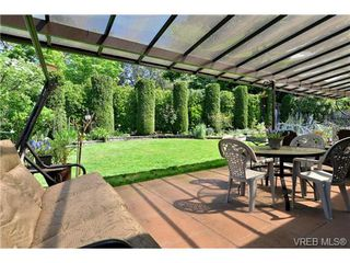 Photo 18: 4806 Sunnygrove Place in VICTORIA: SE Sunnymead Single Family Detached for sale (Saanich East)  : MLS®# 363860