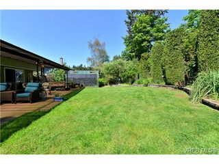Photo 20: 4806 Sunnygrove Place in VICTORIA: SE Sunnymead Single Family Detached for sale (Saanich East)  : MLS®# 363860