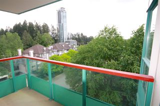 "Photo 35: 701 1148 HEFFLEY Crescent in Coquitlam: North Coquitlam Condo for sale in ""Centura"" : MLS®# R2063043"