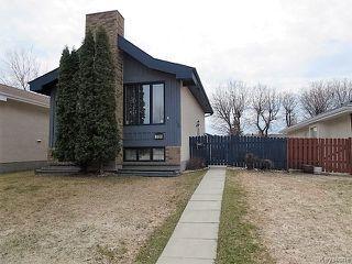 Photo 1: 176 Red River Boulevard West in Winnipeg: West Kildonan / Garden City Residential for sale (North West Winnipeg)  : MLS®# 1610462