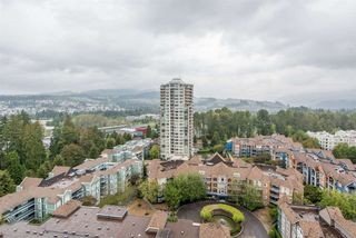 Photo 11: 1701 3071 GLEN Drive in Coquitlam: North Coquitlam Condo for sale : MLS®# R2106912