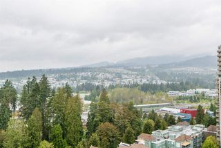 Photo 12: 1701 3071 GLEN Drive in Coquitlam: North Coquitlam Condo for sale : MLS®# R2106912