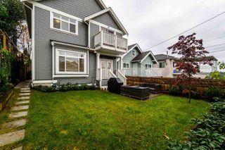 Photo 1: 1969 E 5TH Avenue in Vancouver: Victoria VE 1/2 Duplex for sale (Vancouver East)  : MLS®# R2119923