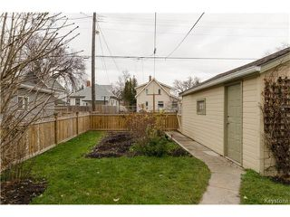 Photo 18: 151 Tait Avenue in Winnipeg: Scotia Heights Residential for sale (4D)  : MLS®# 1629423