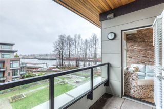 "Photo 8: 409 262 SALTER Street in New Westminster: Queensborough Condo for sale in ""PORTAGE"" : MLS®# R2128766"