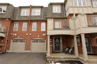 Photo 1: 809 Fowles Court in Milton: Harrison House (3-Storey) for sale : MLS®# W3740802