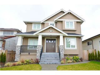 Photo 1: 8131 SELKIRK STREET in Vancouver West: Marpole Home for sale ()  : MLS®# V1139658