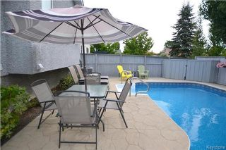 Photo 19: 64 Invermere Street in Winnipeg: Whyte Ridge Residential for sale (1P)  : MLS®# 1718926