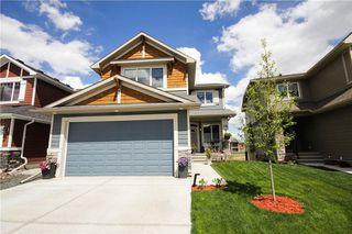 Photo 3: 67 CIMARRON SPRINGS CI: Okotoks House for sale : MLS®# C4108222
