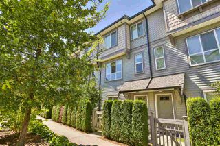 Main Photo: 104 9566 TOMICKI Avenue in Richmond: West Cambie Townhouse for sale : MLS®# R2195810
