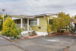 Photo 2: 28 1498 Admirals Rd in VICTORIA: Es Esquimalt Manufactured Home for sale (Esquimalt)  : MLS®# 772790