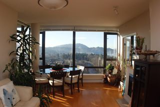 "Photo 3: 2105 110 BREW Street in Port Moody: Port Moody Centre Condo for sale in ""ARIA"" : MLS®# R2227195"