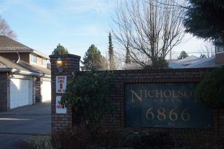 Photo 1: 204 6866 NICHOLSON ROAD in Delta: Sunshine Hills Woods Condo for sale (N. Delta)  : MLS®# R2229843