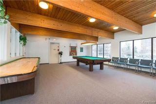 Photo 18: 1514 70 Plaza Drive in Winnipeg: Fort Garry Condominium for sale (1J)  : MLS®# 1801467