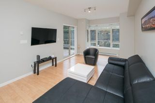 "Photo 8: 108 7337 MACPHERSON Avenue in Burnaby: Metrotown Condo for sale in ""CADENCE at METROTOWN"" (Burnaby South)  : MLS®# R2239478"