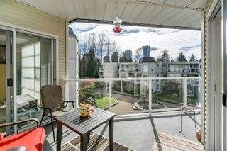 """Photo 2: 322 1220 LASALLE Place in Coquitlam: Canyon Springs Condo for sale in """"MOUNTAINSIDE PLACE"""" : MLS®# R2245407"""