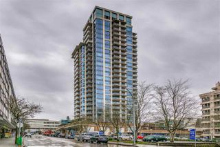 "Photo 1: 2103 608 BELMONT Street in New Westminster: Uptown NW Condo for sale in ""THE VICEROY"" : MLS®# R2246479"