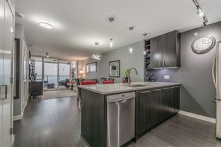 "Photo 3: 2103 608 BELMONT Street in New Westminster: Uptown NW Condo for sale in ""THE VICEROY"" : MLS®# R2246479"
