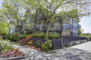 Photo 1: 106 1928 E 11TH Avenue in Vancouver: Grandview VE Condo for sale (Vancouver East)  : MLS®# R2268754