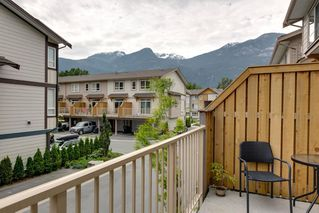 "Photo 12: 9 1188 WILSON Crescent in Squamish: Dentville Townhouse for sale in ""The Current"" : MLS®# R2269962"