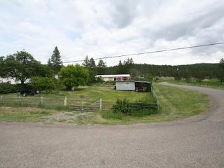 Main Photo: 3372 GARRETT ROAD in : Monte Lake/Westwold House for sale (Kamloops)  : MLS®# 146305