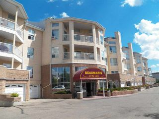 Main Photo: 105 15499 CASTLE DOWNS Road in Edmonton: Zone 27 Condo for sale : MLS®# E4118150