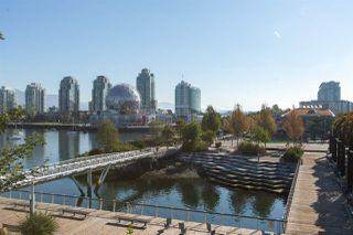 "Photo 3: 301 151 ATHLETES Way in Vancouver: False Creek Condo for sale in ""Canada House on the Water"" (Vancouver West)  : MLS®# R2301154"