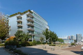 "Photo 2: 301 151 ATHLETES Way in Vancouver: False Creek Condo for sale in ""Canada House on the Water"" (Vancouver West)  : MLS®# R2301154"