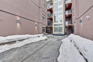 Photo 25: #110 10811 72 Avenue NW in Edmonton: Zone 15 Condo for sale : MLS®# E4129827