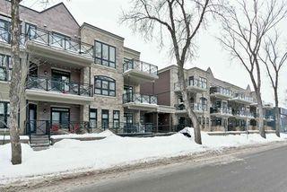 Photo 26: #110 10811 72 Avenue NW in Edmonton: Zone 15 Condo for sale : MLS®# E4129827