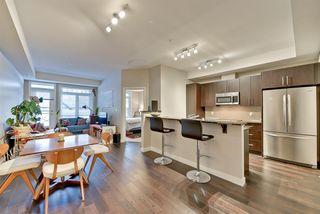Photo 4: #110 10811 72 Avenue NW in Edmonton: Zone 15 Condo for sale : MLS®# E4129827