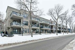 Photo 27: #110 10811 72 Avenue NW in Edmonton: Zone 15 Condo for sale : MLS®# E4129827