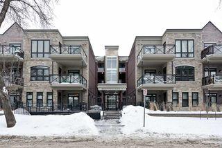 Photo 2: #110 10811 72 Avenue NW in Edmonton: Zone 15 Condo for sale : MLS®# E4129827