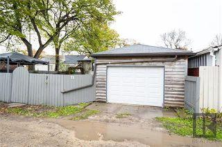 Photo 20: 71 Inman Avenue in Winnipeg: St Vital Residential for sale (2D)  : MLS®# 1827153