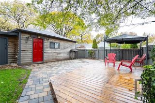 Photo 18: 71 Inman Avenue in Winnipeg: St Vital Residential for sale (2D)  : MLS®# 1827153