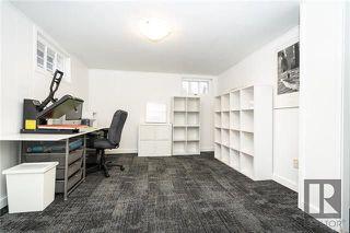 Photo 15: 71 Inman Avenue in Winnipeg: St Vital Residential for sale (2D)  : MLS®# 1827153