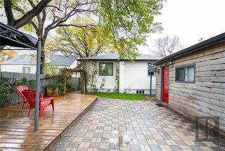 Photo 19: 71 Inman Avenue in Winnipeg: St Vital Residential for sale (2D)  : MLS®# 1827153