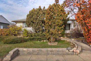 Main Photo: 11610 111 Avenue in Edmonton: Zone 08 House for sale : MLS®# E4134186
