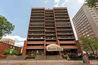 Main Photo: 1104 9917 110 Street in Edmonton: Zone 12 Condo for sale : MLS®# E4137350