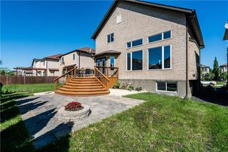 Photo 20: 98 Mardena Crescent in Winnipeg: Van Hull Estates Residential for sale (2C)  : MLS®# 1831958