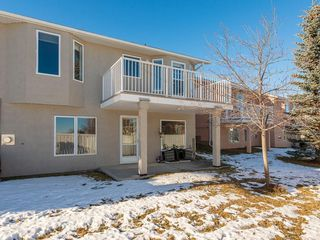 Photo 28: 680 SHEEP RIVER Mews: Okotoks Semi Detached for sale : MLS®# C4222946