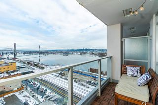 Photo 15: 1507 668 COLUMBIA Street in New Westminster: Quay Condo for sale : MLS®# R2340823