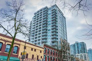 Photo 20: 1507 668 COLUMBIA Street in New Westminster: Quay Condo for sale : MLS®# R2340823