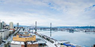 Photo 3: 1507 668 COLUMBIA Street in New Westminster: Quay Condo for sale : MLS®# R2340823