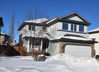 Main Photo: 114 NAPLES Way: St. Albert House for sale : MLS®# E4145502