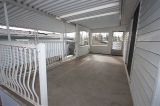 "Photo 16: 4 27111 0 Avenue in Langley: Aldergrove Langley Manufactured Home for sale in ""Pioneer Park"" : MLS®# R2345166"