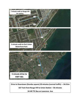 Photo 19: 55 Port Union Road in Toronto: Rouge E10 House (3-Storey) for sale (Toronto E10)  : MLS®# E4393506