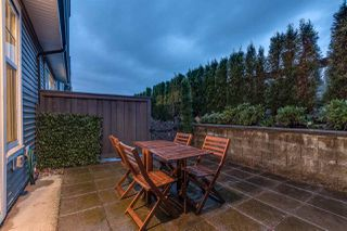 "Photo 18: 17 3470 HIGHLAND Drive in Coquitlam: Burke Mountain Townhouse for sale in ""BRIDLEWOOD"" : MLS®# R2355700"