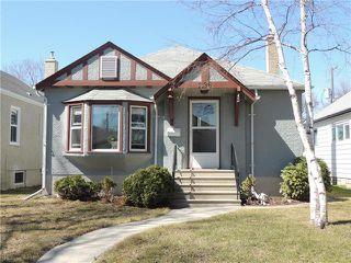 Photo 1: 1196 Dominion Street in Winnipeg: Residential for sale (5C)  : MLS®# 1909482