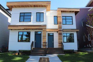 Main Photo:  in Edmonton: Zone 15 House Half Duplex for sale : MLS®# E4157694